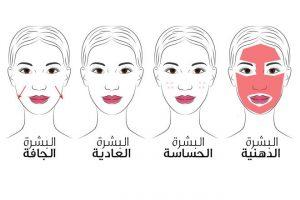 كيف أعرف نوع بشرتي بالمنديل؟ أسهل طريقة لمعرفة نوع البشرة