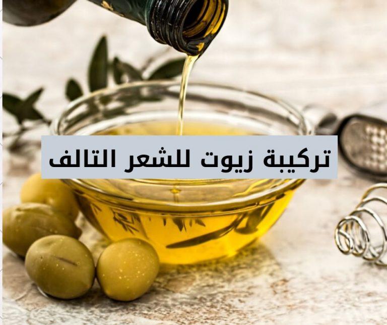 Read more about the article تركيبة زيوت طبيعية للشعر المتقصف والتالف والمعالج