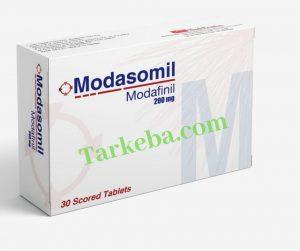 """موداسوميل 200 مجم أقراص """"Modasomil tab"""" لعلاج اضطرابات النوم"""