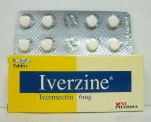 دواء إيفرمكتين-Ivermectin أو ايفرزين- دواعي الاستخدام والأضرار